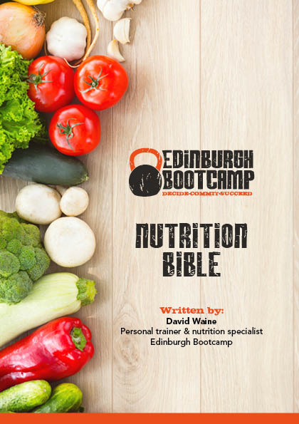 EBC Nutrition booklet