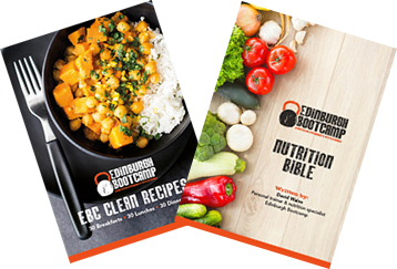 EBC Nutrition Bible and Clean Recipes